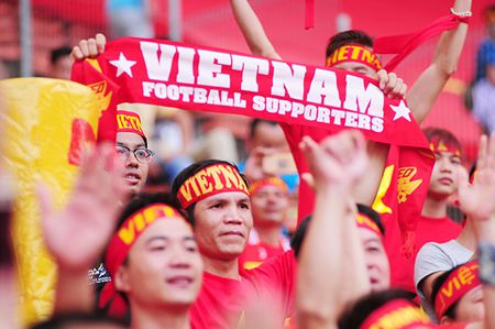 Xuc dong khoanh khac U22 Viet Nam xep hang chao CDV nha - Anh 13