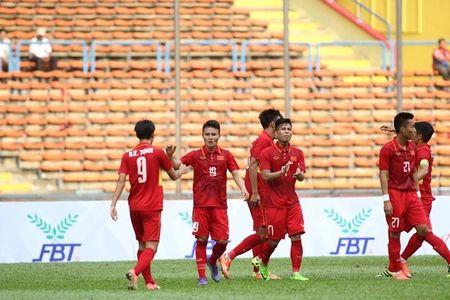 U22 Viet Nam 4-1 U22 Campuchia: Tuyet voi Cong Phuong - Anh 10