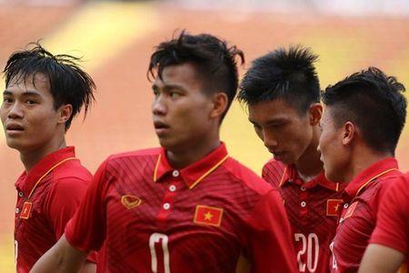U22 Viet Nam 4-1 U22 Campuchia: Tuyet voi Cong Phuong - Anh 12