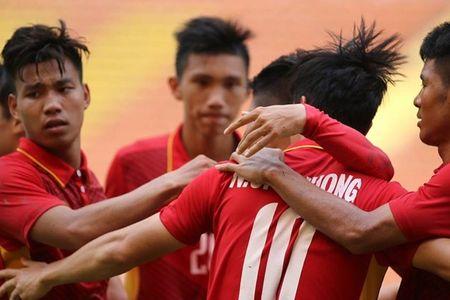 U22 Viet Nam 4-1 U22 Campuchia: Tuyet voi Cong Phuong - Anh 14