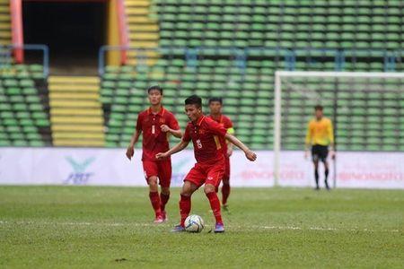 U22 Viet Nam 4-1 U22 Campuchia: Tuyet voi Cong Phuong - Anh 9