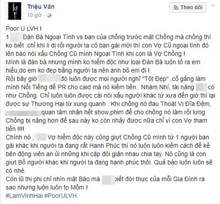 Hang loat dong nghiep len tieng doi tra lai tieng oan cho Lam Vinh Hai - Anh 1