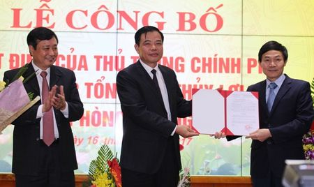 Bo nhiem 2 tan Tong cuc truong - Anh 1