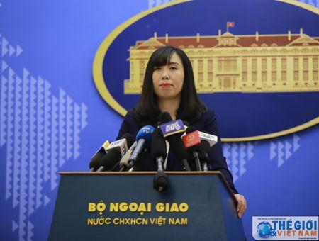 BNG len tieng ve cac thong tin lien quan vu Trinh Xuan Thanh - Anh 1