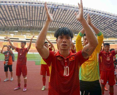 Cong Phuong bung no: 'Nhiem vu cua toi la phai ghi ban' - Anh 1
