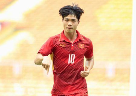 Cong Phuong bung no: 'Nhiem vu cua toi la phai ghi ban' - Anh 5