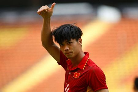 Cong Phuong bung no: 'Nhiem vu cua toi la phai ghi ban' - Anh 6