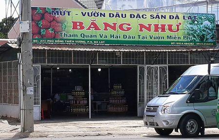 """Da Lat: Xu phat hai co so dac san su dung """"co"""" - Anh 1"""