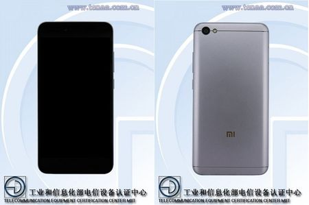 Xiaomi Redmi Note 5A xuat hien tren TENAA: man hinh chi co 720p va khong co chip Snapdragon 625 - Anh 1