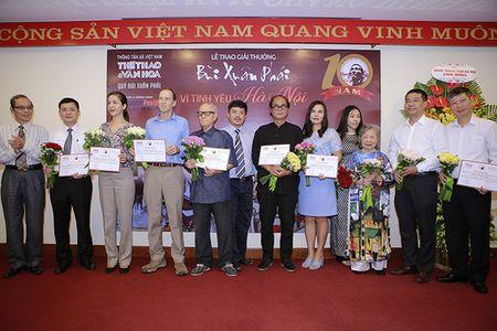 Pho di bo Ho Guom duoc vinh danh tai giai thuong Bui Xuan Phai - Anh 2