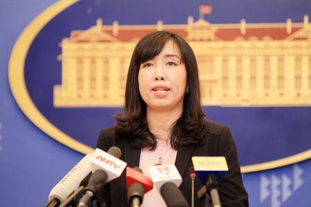 Viet Nam len tieng vu Philippines va Trung Quoc hop tac dau khi o Bien Dong - Anh 1
