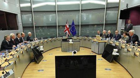 'Chien binh' dan dat nuoc Anh ra khoi EU - Anh 2