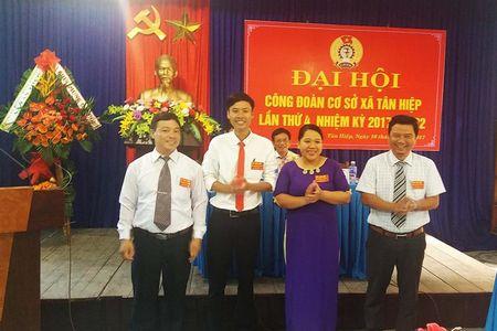 CD xa dao Tan Hiep (Quang Nam): Chu trong nang cao trinh do doan vien cong doan - Anh 1