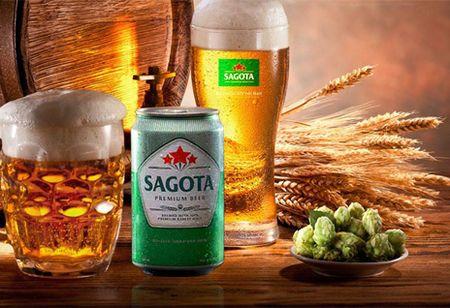 Sagota dua thuong hieu Bia Viet den Hoi cho Beerfest Asia 2017 - Anh 2