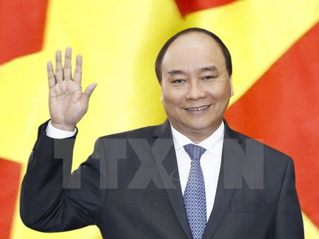 Thu tuong Nguyen Xuan Phuc tham chinh thuc Thai Lan - Anh 1