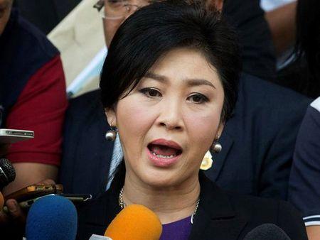 Bao chi Thai Lan: Cuu Thu tuong Yingluck co the da sang Singapore - Anh 1