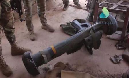 IS tai Iraq so huu Javelin FGM-148 My - Anh 1