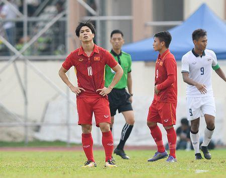 Cong Phuong noi gi sau that bai cua U22 Viet Nam tai SEA Games 29? - Anh 1