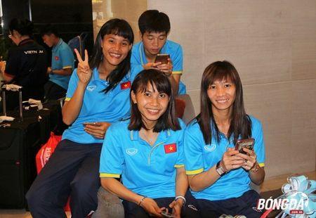 Gianh vang SEA Games 29, DT Viet Nam tuoi nhu hoa ve Viet Nam - Anh 10