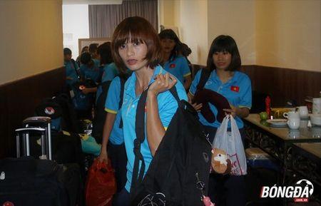 Gianh vang SEA Games 29, DT Viet Nam tuoi nhu hoa ve Viet Nam - Anh 5