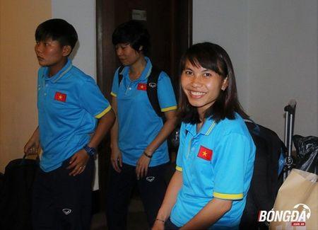 Gianh vang SEA Games 29, DT Viet Nam tuoi nhu hoa ve Viet Nam - Anh 7