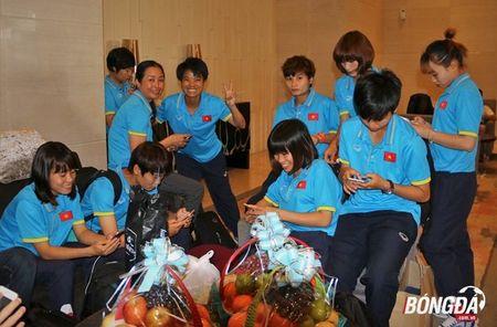 Gianh vang SEA Games 29, DT Viet Nam tuoi nhu hoa ve Viet Nam - Anh 9
