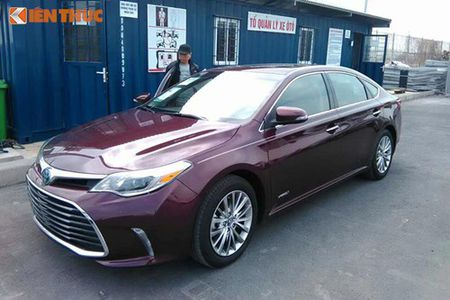 Can canh Toyota Avalon Limited gia 2,56 ty tai VN - Anh 11