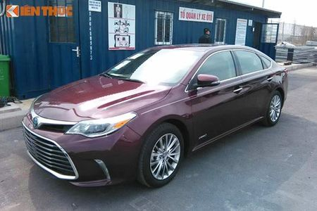 Can canh Toyota Avalon Limited gia 2,56 ty tai VN - Anh 3