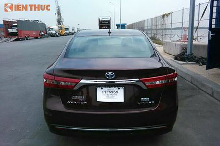 Can canh Toyota Avalon Limited gia 2,56 ty tai VN - Anh 4