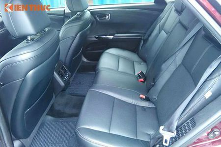 Can canh Toyota Avalon Limited gia 2,56 ty tai VN - Anh 8