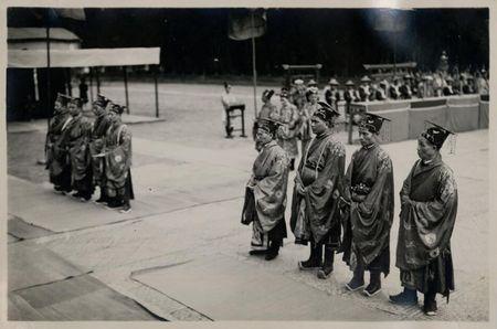 Tan muc le te dan Nam Giao nam 1933 o kinh thanh Hue - Anh 10