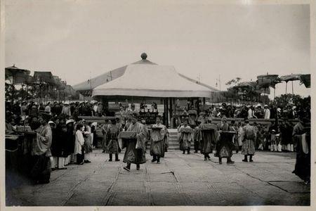 Tan muc le te dan Nam Giao nam 1933 o kinh thanh Hue - Anh 11