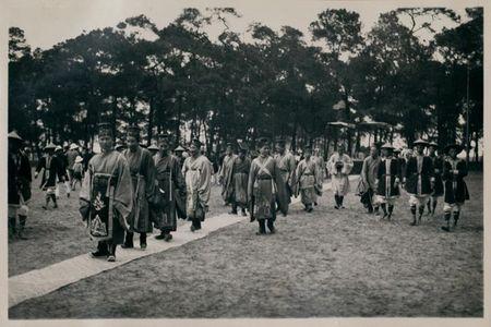 Tan muc le te dan Nam Giao nam 1933 o kinh thanh Hue - Anh 12