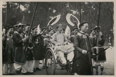 Tan muc le te dan Nam Giao nam 1933 o kinh thanh Hue - Anh 15