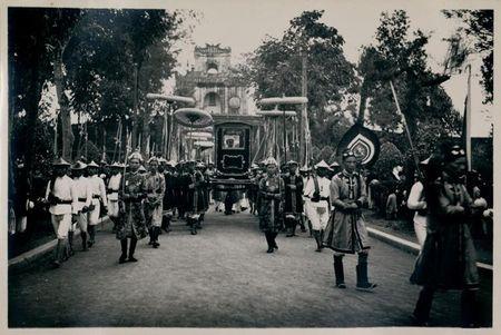 Tan muc le te dan Nam Giao nam 1933 o kinh thanh Hue - Anh 16