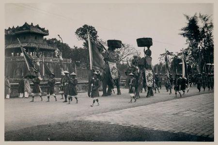 Tan muc le te dan Nam Giao nam 1933 o kinh thanh Hue - Anh 18