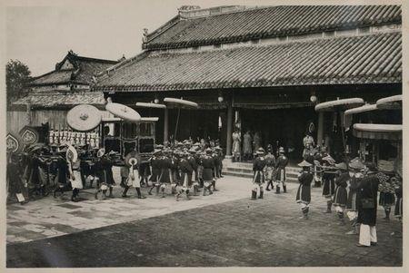 Tan muc le te dan Nam Giao nam 1933 o kinh thanh Hue - Anh 19