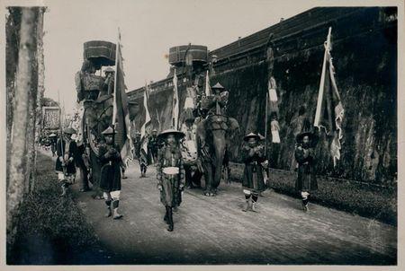 Tan muc le te dan Nam Giao nam 1933 o kinh thanh Hue - Anh 1