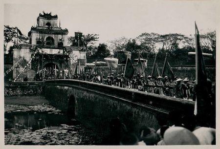Tan muc le te dan Nam Giao nam 1933 o kinh thanh Hue - Anh 2