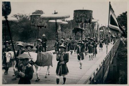Tan muc le te dan Nam Giao nam 1933 o kinh thanh Hue - Anh 4