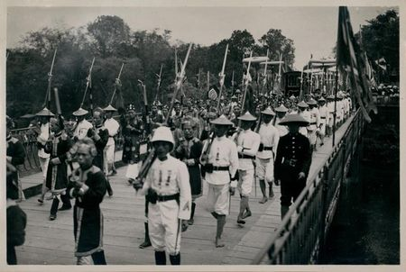 Tan muc le te dan Nam Giao nam 1933 o kinh thanh Hue - Anh 5