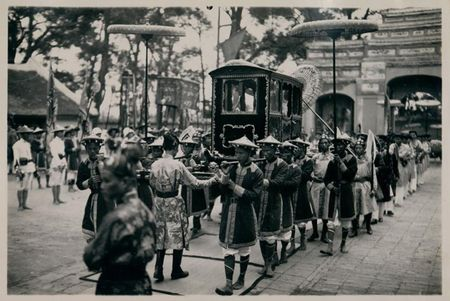 Tan muc le te dan Nam Giao nam 1933 o kinh thanh Hue - Anh 6