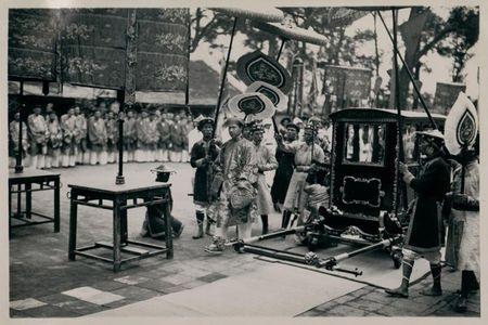 Tan muc le te dan Nam Giao nam 1933 o kinh thanh Hue - Anh 7