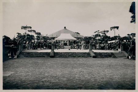 Tan muc le te dan Nam Giao nam 1933 o kinh thanh Hue - Anh 8