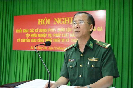 Tang cuong chong toi pham, buon lau tren khu vuc bien gioi, vung bien Ba Ria - Vung Tau - Anh 1