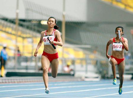SEA Games ngay 25-8: Tu Chinh va to tiep suc 4x100m gianh HCV, pha ky luc - Anh 1