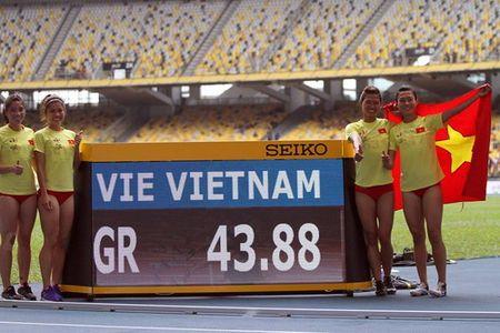 SEA Games ngay 25-8: Tu Chinh va to tiep suc 4x100m gianh HCV, pha ky luc - Anh 3
