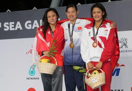 SEA Games ngay 25-8: Tu Chinh va to tiep suc 4x100m gianh HCV, pha ky luc - Anh 4