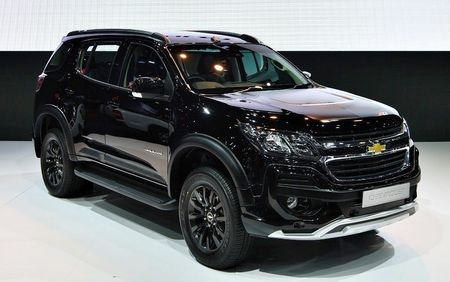 Chevrolet Trailblazer them ban cao cap Z71, gia hon 1y dong - Anh 1