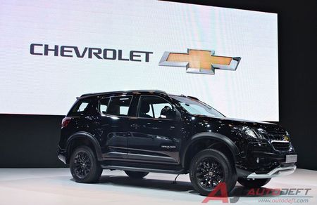 Chevrolet Trailblazer them ban cao cap Z71, gia hon 1y dong - Anh 2